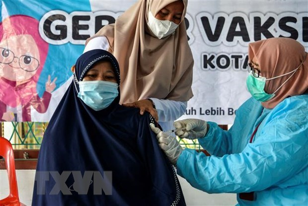 Indonesia imposes emergency lockdown, COVID-19 death toll surges in Malaysia hinh anh 1