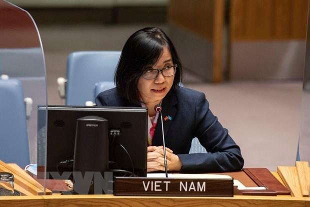 Vietnam backs diplomatic efforts for JCPOA implementation hinh anh 1