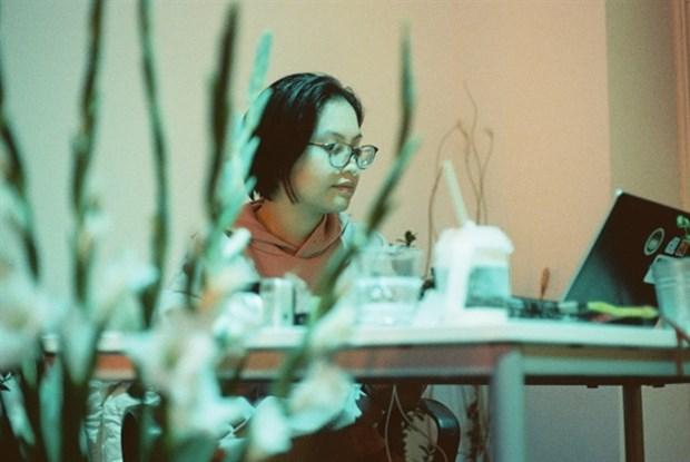 Các nghệ sĩ đến từ Việt Nam và Đức tham gia buổi hòa nhạc trực tuyến hinh anh 1