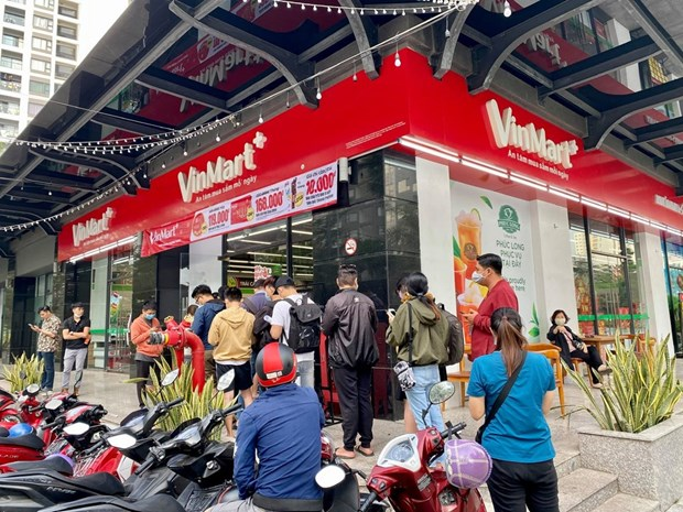 Masan Group Corp. increases stake in The CrownX to 84.9 percent hinh anh 1