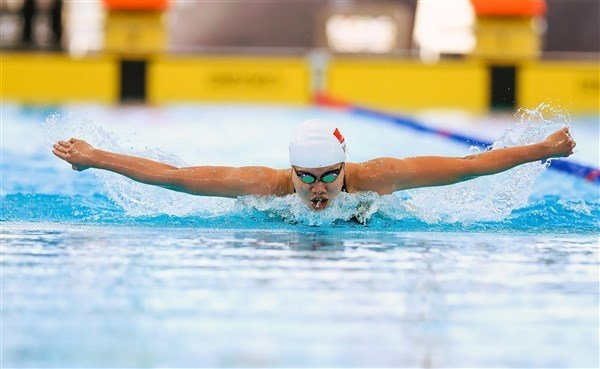 Top swimmer to take part in third Olympics in Tokyo hinh anh 1