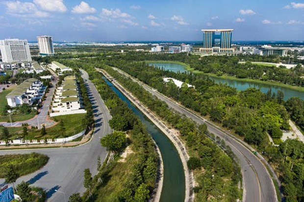 Binh Duong named in Top7 Intelligent Communities of 2021 hinh anh 2