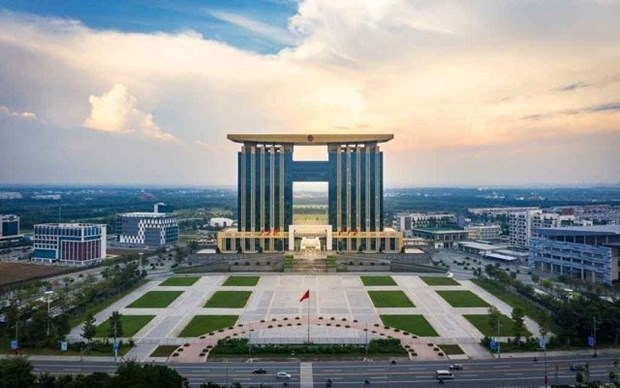 Binh Duong named in Top7 Intelligent Communities of 2021 hinh anh 1