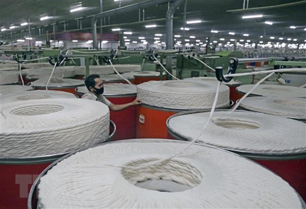 Dong Nai's industrial production expands 7.54 percent hinh anh 1