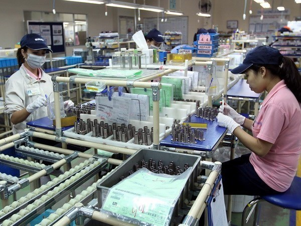 HCM City: IIP advances 5.9 percent in H1 hinh anh 1