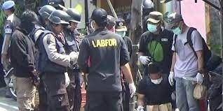 Indonesia arrests suspected terrorist hinh anh 1