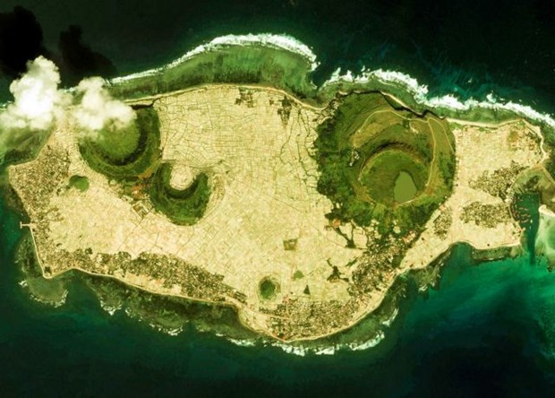 Ly Son Islands look for future 'green' growth hinh anh 1