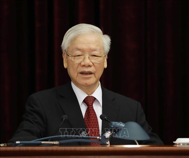 13th Party Central Committee's 3rd plenum: very important on agenda hinh anh 2