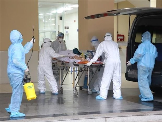 247 new COVD-19 cases confirmed, HCM City remains largest hotspot hinh anh 1
