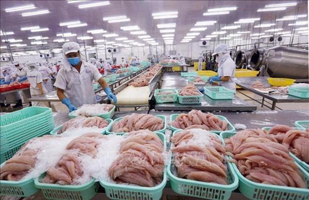 Xuất khẩu thủy sản của Việt Nam đặt mục tiêu đạt 9 tỷ USD vào năm 2021