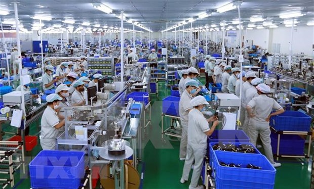 Binh Duong sees over 3,000 new firms in six months hinh anh 1