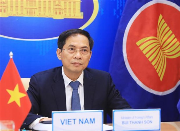 Vietnam attends Special ASEAN-Russia Foreign Ministers' Meeting hinh anh 1