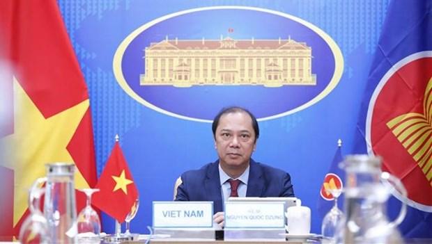 Vietnam attends 25th ASEAN-RoK dialogue hinh anh 1