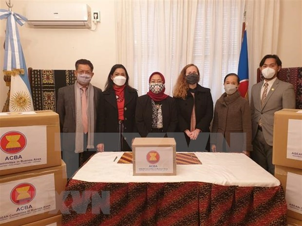 ASEAN nations offer aid to pandemic-hit people in Argentina hinh anh 1