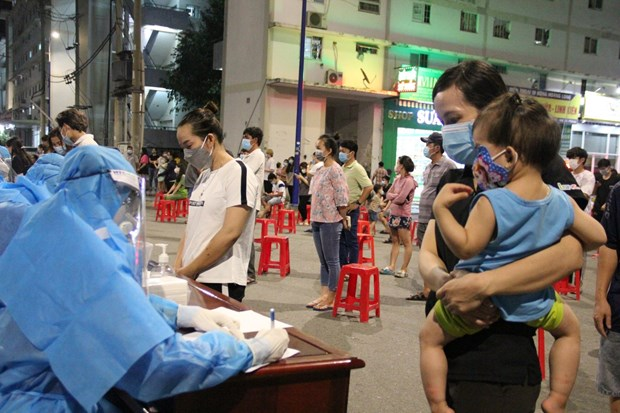 HCM City develops response plan to care for up to 500 critically-ill COVID-19 patients hinh anh 2