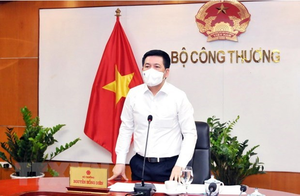 Steering committee set up to ensure goods supply for HCM City, southern provinces hinh anh 1