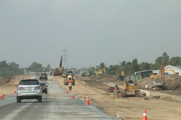 Major transport projects to get underway this year, others to be completed hinh anh 1