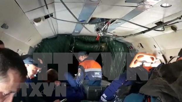 Vietnamese President extends condolences to Russian counterpart over plane crash hinh anh 1