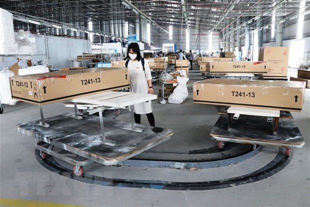Vietnam's wood industry moving towards transparent trade hinh anh 1