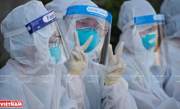 Vietnam on right track in managing current outbreaks: WHO representative hinh anh 1