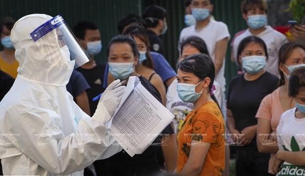 HCM City prepares for scenario of 15,000 COVID-19 cases hinh anh 1