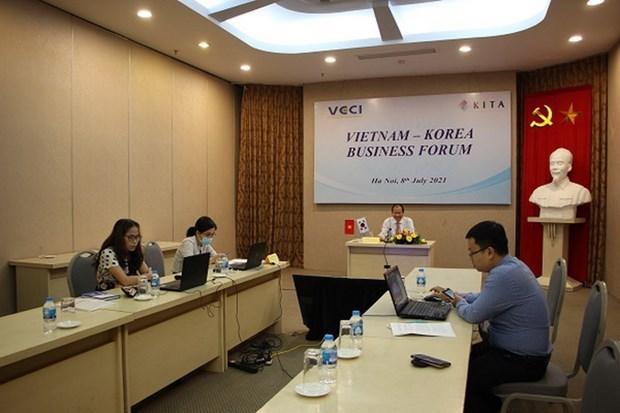 Korean businesses interested in Vietnamese market: Forum hinh anh 2