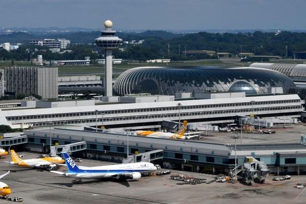 Singapore, China enhance aviation cooperation hinh anh 1