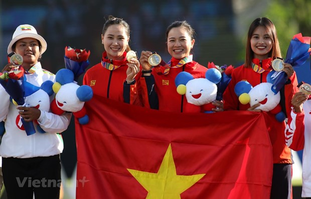 SEA Games 31 postponed to first half of 2022 hinh anh 1