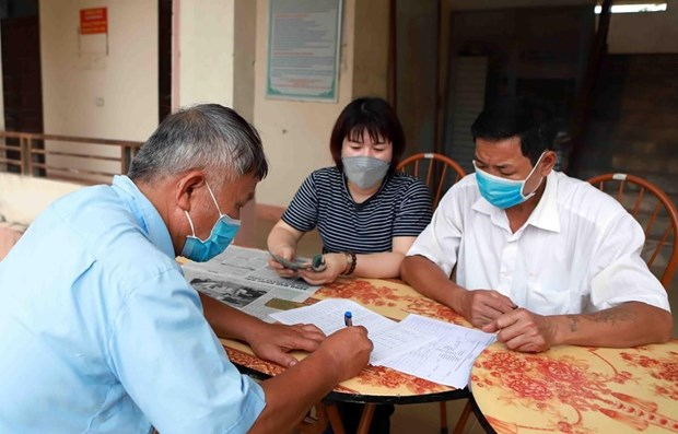 Pandemic-hit employees, employers likely to access support package from July 8 hinh anh 1