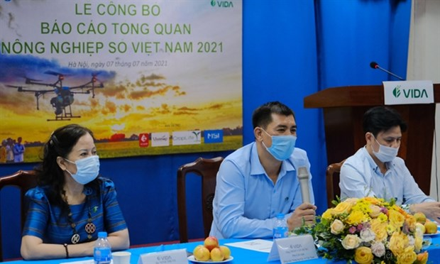 Farmers need training to develop digital agriculture hinh anh 1