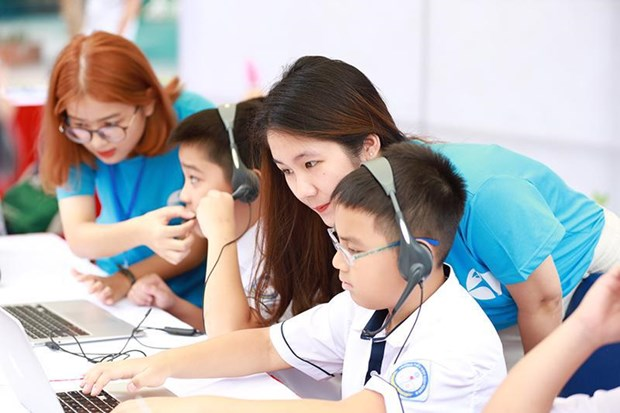 Vietnamese Edtech startup receives 2 mln USD from Alibaba-backed capital fund hinh anh 1
