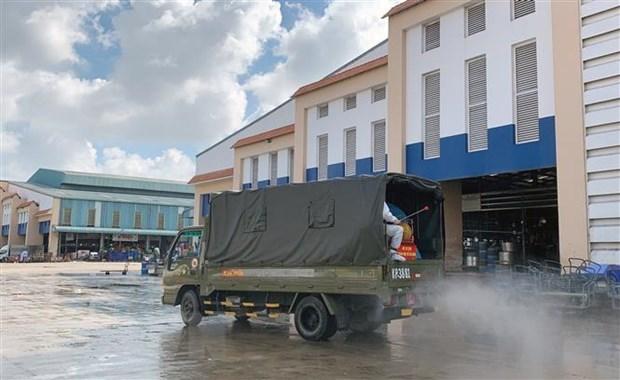 HCM City pilots home quarantine of F1 cases hinh anh 1