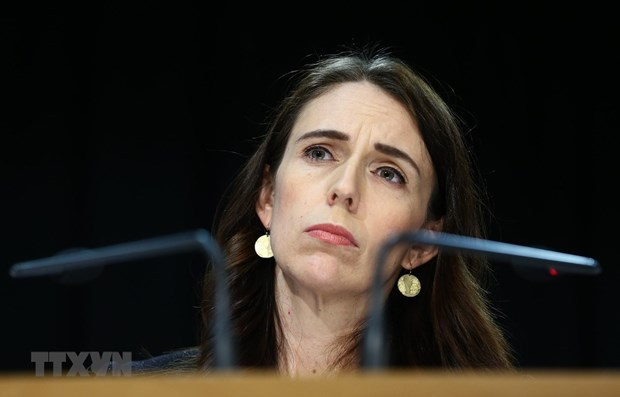 New Zealand's PM calls emergency APEC meeting on COVID-19 hinh anh 2