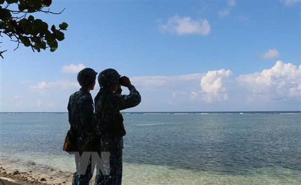 Vietnam affirms clear, consistent stance on settlement of East Sea disputes hinh anh 1
