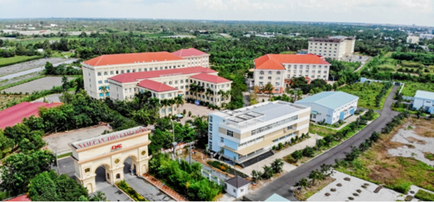 Nam Can Tho University wants to build university-urban complex hinh anh 1