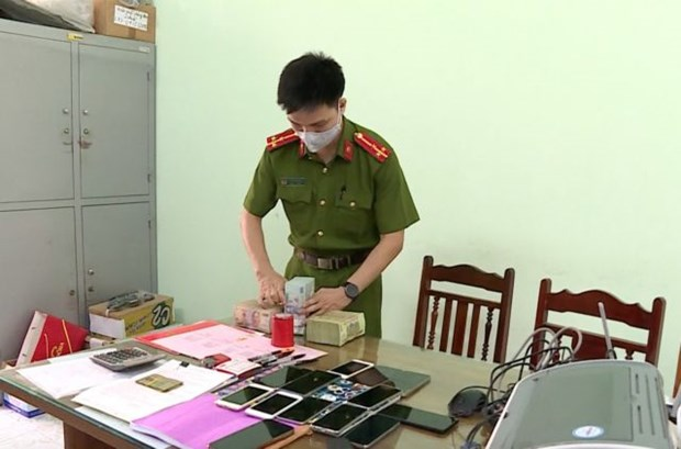 Fighting hi-tech crimes faces challenges hinh anh 1