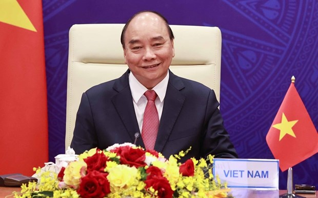 President to attend virtual APEC meeting on COVID-19 hinh anh 1