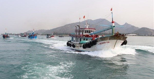 Meeting discusses ways to strengthen IUU fishing prevention, control measures hinh anh 3
