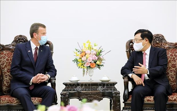Vietnam, Australia eye closer ties in economy, trade, investment hinh anh 2