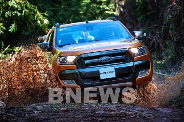 Ford Vietnam to launch locally assembled pickup truck hinh anh 1