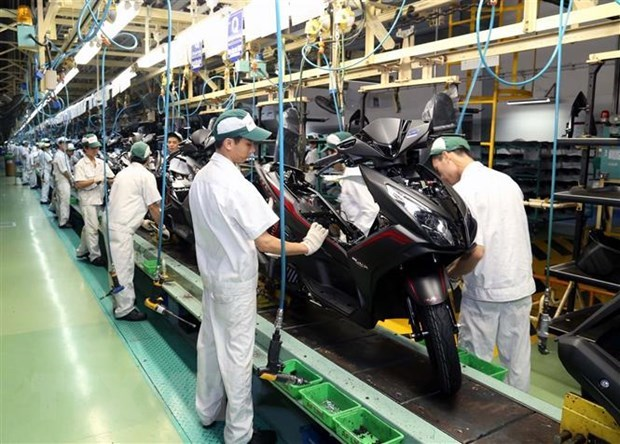 VAMM reports increasing motorcycle sales in Q2 hinh anh 1