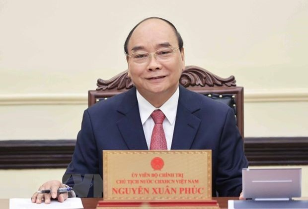 Vietnamese President to hold phone talks with Indonesian counterpart hinh anh 1