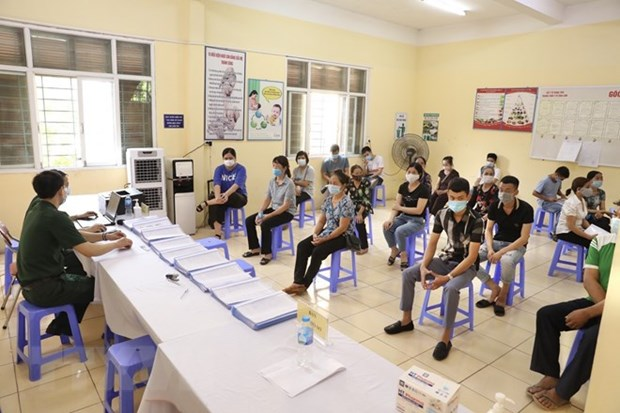 13,000 shots of Nano Covax vaccine administered to volunteers in third trial phase hinh anh 2