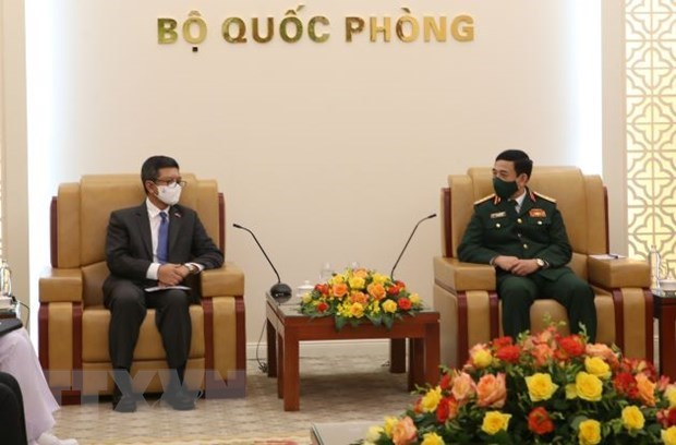 Vietnam, Indonesia strengthen defence cooperation hinh anh 1