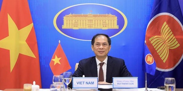 ASEAN, US agree to boost consultation, dialogue, cooperation hinh anh 2