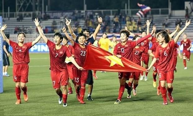 Việt Nam chuẩn bị cho vòng loại Asian Cup nữ 2022 hinh anh 1