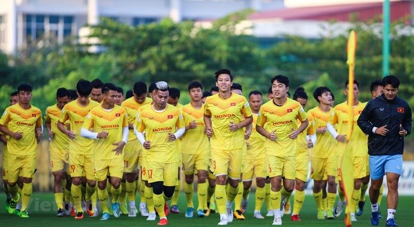 Vietnam's national team to play World Cup qualifiers at home hinh anh 2