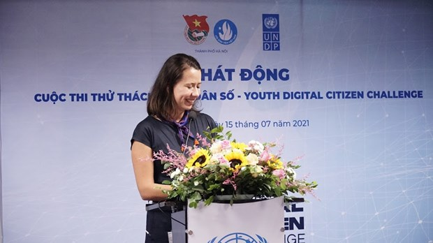 Youth Digital Citizen Challenge 2021 contest launched hinh anh 1