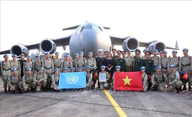 Defence diplomacy carried out proactively, flexibly, effectively: conference hinh anh 1