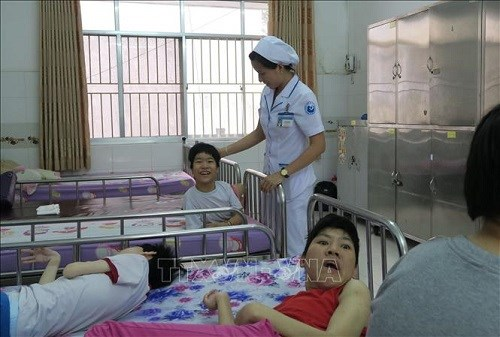 Annual text-to-donate drive launched to raise money for AO/Dioxin victims hinh anh 1